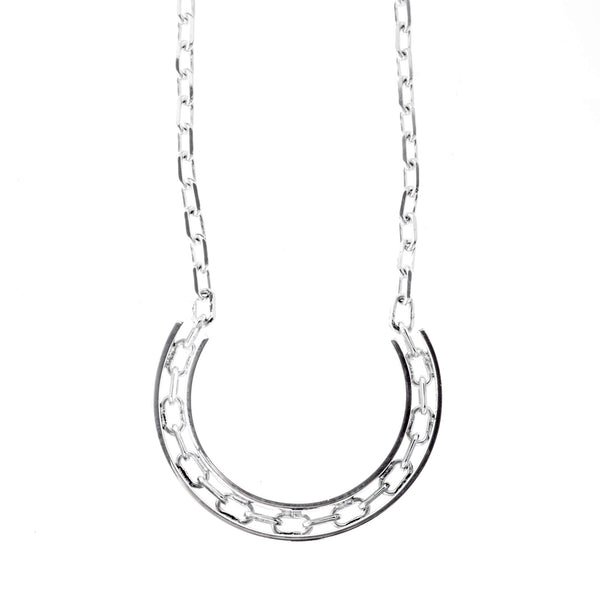 Necklace City Silver