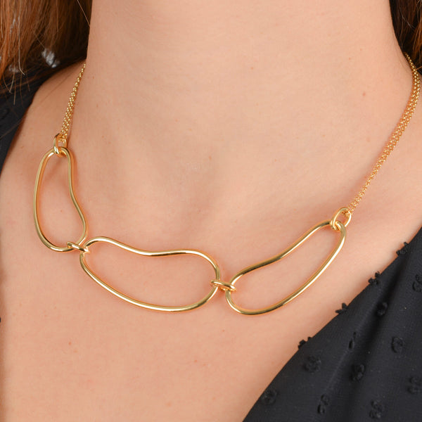 Necklace Irregular Collection