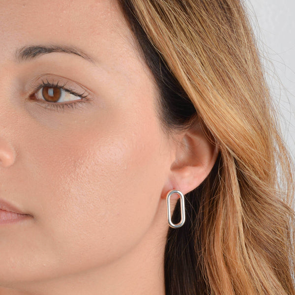 Earrings Single Sea Link