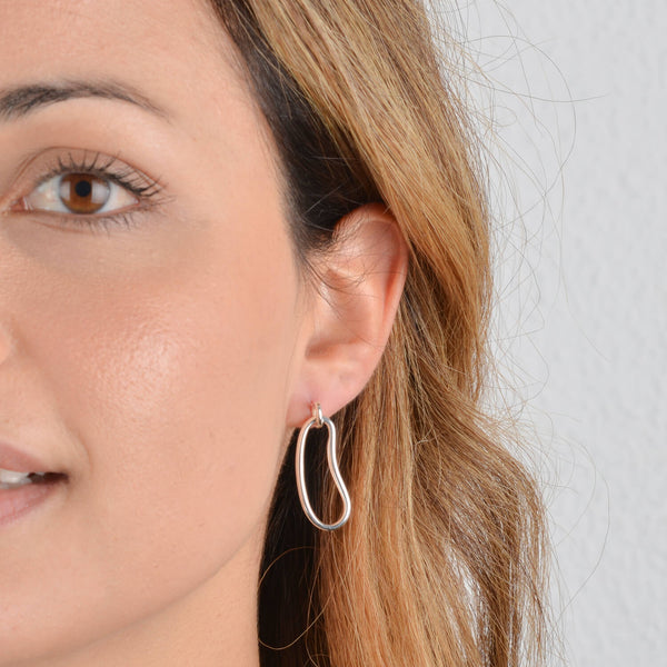Irregular Small Earrings