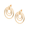 Earrings Triple Melody