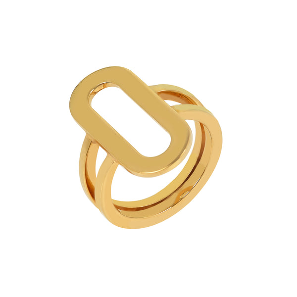 Ring Athens Link , Gold