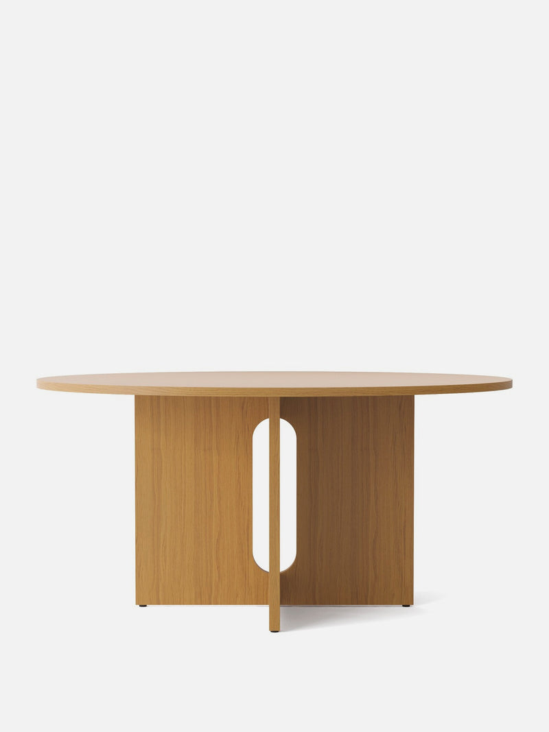 Androgyne Dining Table-Dining Table-Danielle Siggerud-Dining Height (59in)/Natural Oak-Round - Natural Oak-menu-minimalist-modern-danish-design-home-decor