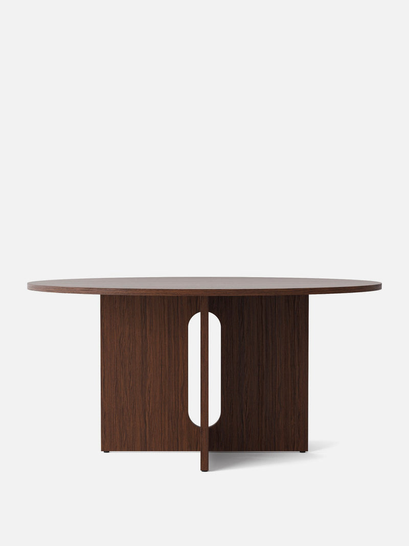 Androgyne Dining Table-Dining Table-Danielle Siggerud-Dining Height (59in)/Dark Stained Oak-Round - Dark Stained Oak-menu-minimalist-modern-danish-design-home-decor