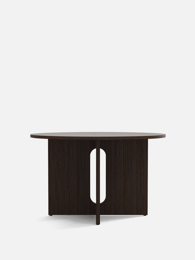 Androgyne Dining Table-Dining Table-Danielle Siggerud-Dining Height (47in)/Dark Stained Oak-Round - Dark Stained Oak-menu-minimalist-modern-danish-design-home-decor