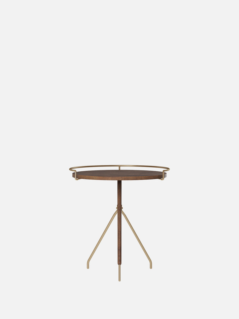 Umanoff Side Table-Side Table-Arthur Umanoff-Low (18in H)-menu-minimalist-modern-danish-design-home-decor