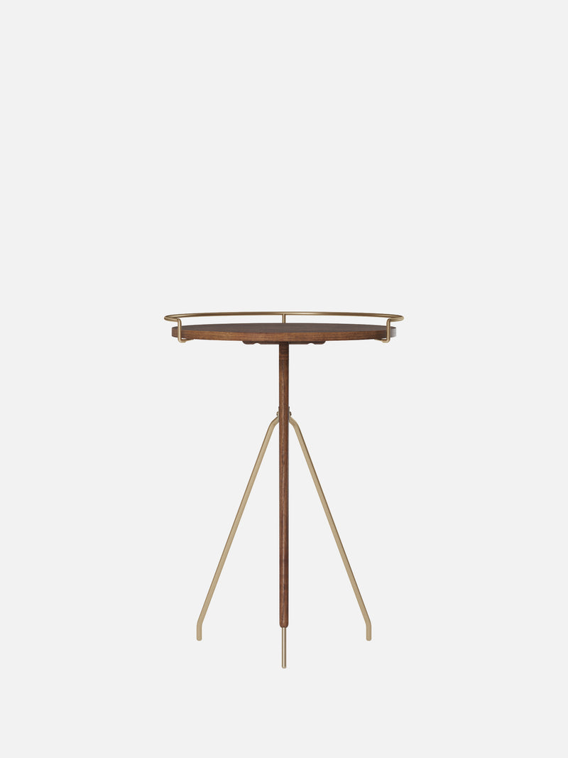 Umanoff Side Table-Side Table-Arthur Umanoff-Tall (24in H)-menu-minimalist-modern-danish-design-home-decor