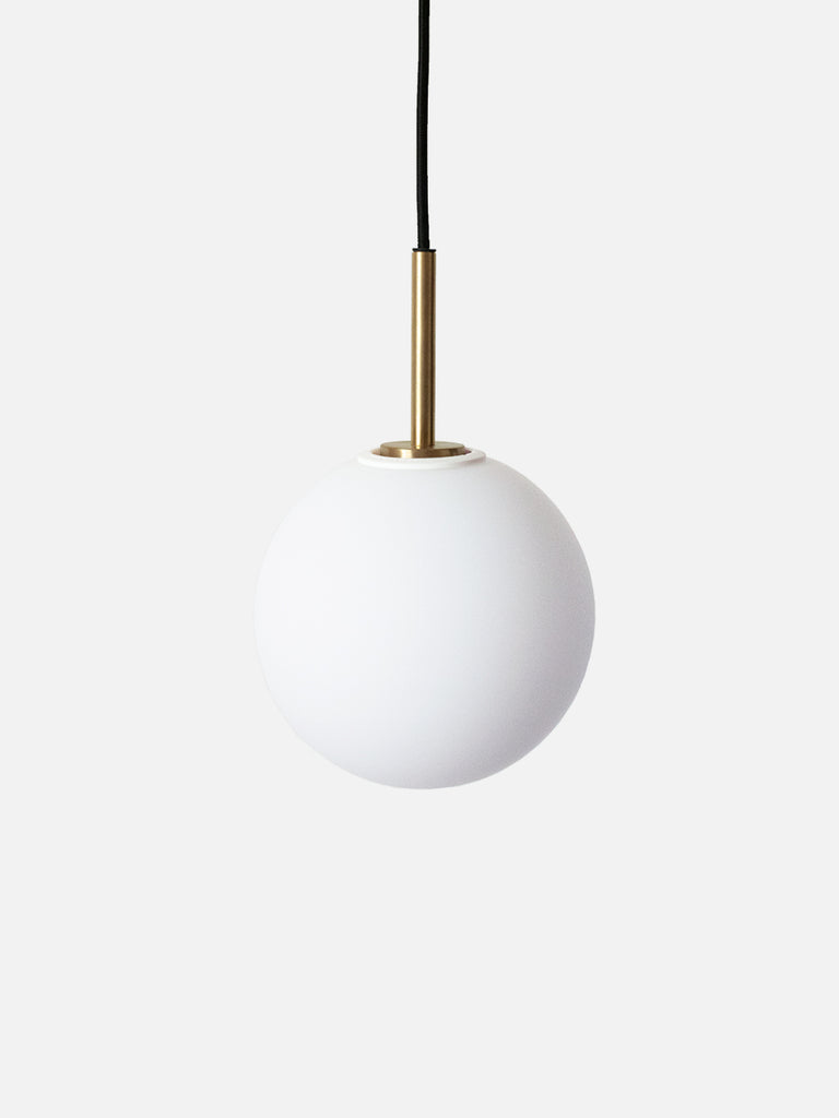 TR Bulb, Pendant-Pendant-Tim Rundle-Brushed Brass-TR Matte Bulb-menu-minimalist-modern-danish-design-home-decor
