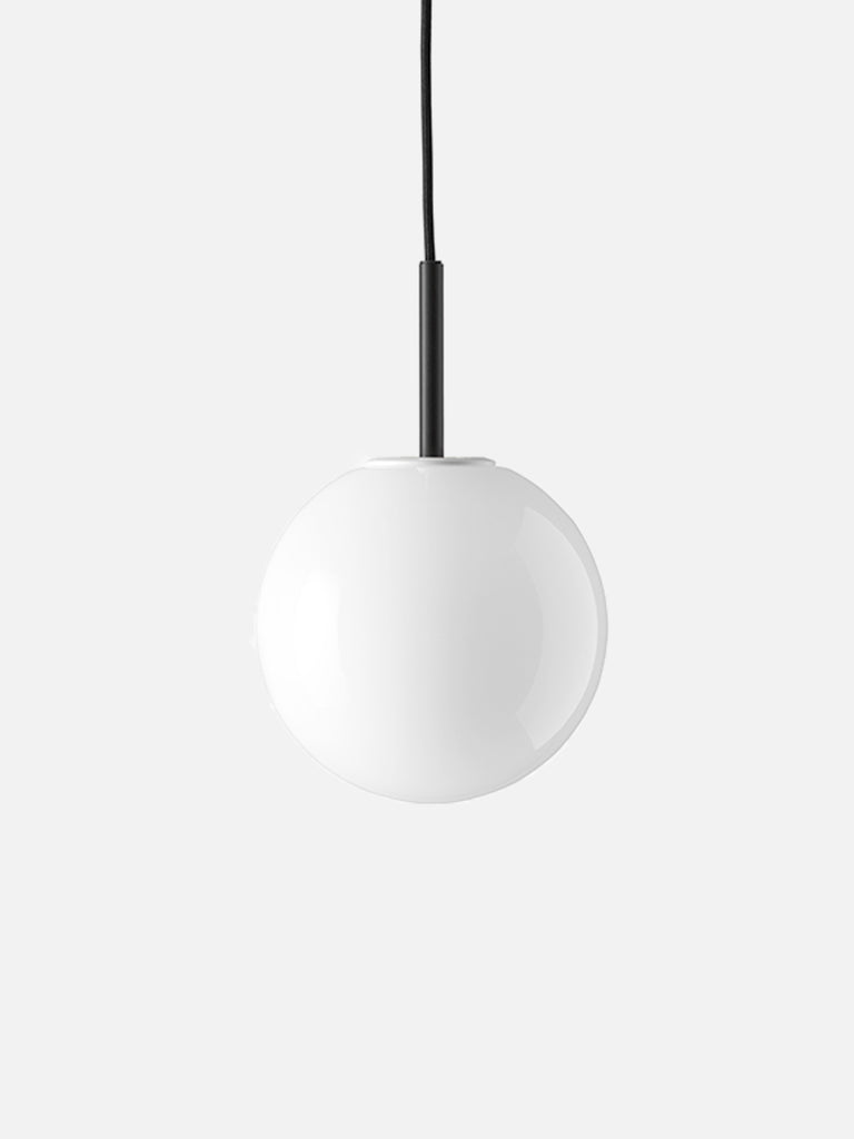 TR Bulb, Pendant-Pendant-Tim Rundle-Black-TR Shiny Bulb-menu-minimalist-modern-danish-design-home-decor