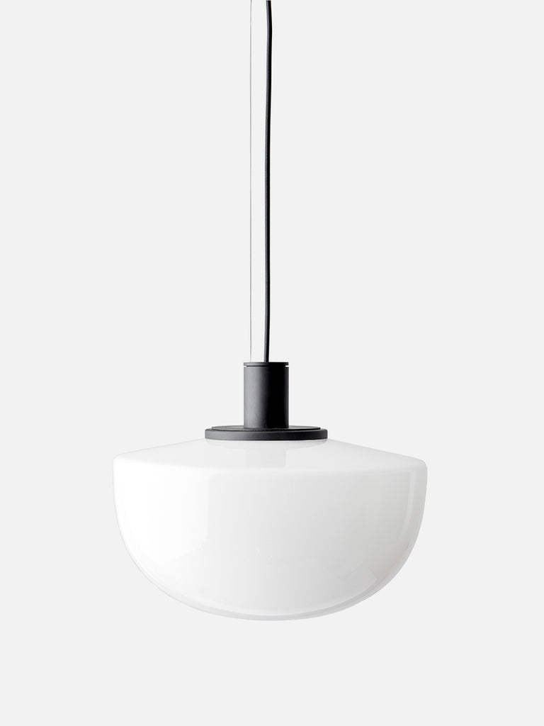 Bank Pendant-Pendant-Norm Architects-Opal Glass Shade-menu-minimalist-modern-danish-design-home-decor