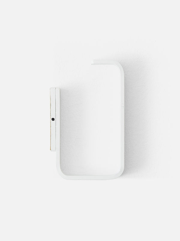 Bath Toilet Roll Holder-Toilet Roll Holder-Norm Architects-Powder Coated White-menu-minimalist-modern-danish-design-home-decor