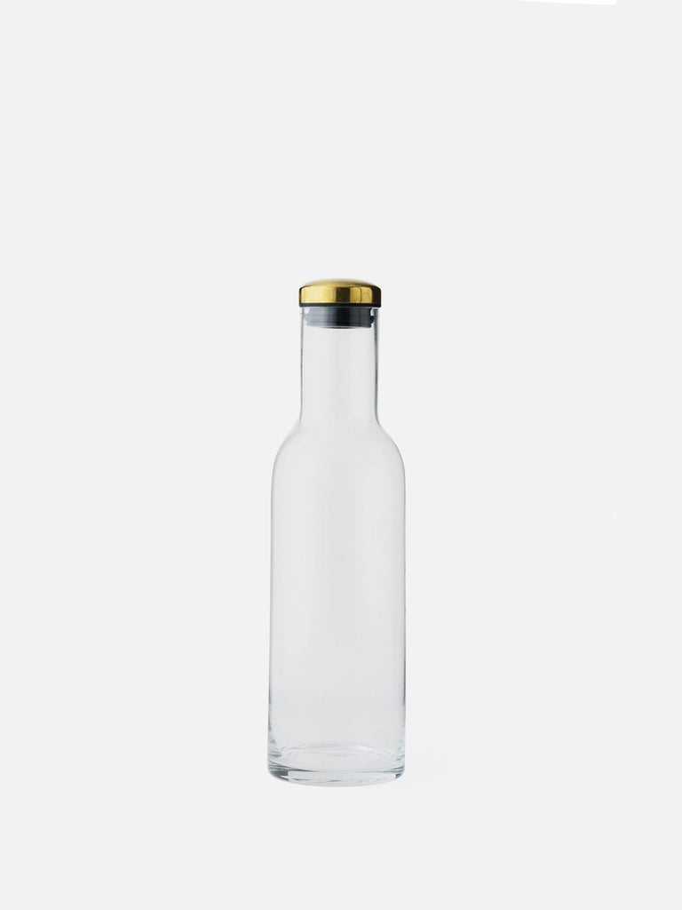 Bottle Carafe, 34oz-Serving Carafe-Norm Architects-Clear Glass-menu-minimalist-modern-danish-design-home-decor