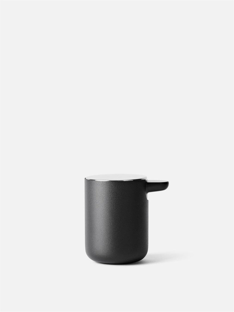 Bath Soap Pump-Soap Pump-Norm Architects-Powder Coated Black-menu-minimalist-modern-danish-design-home-decor