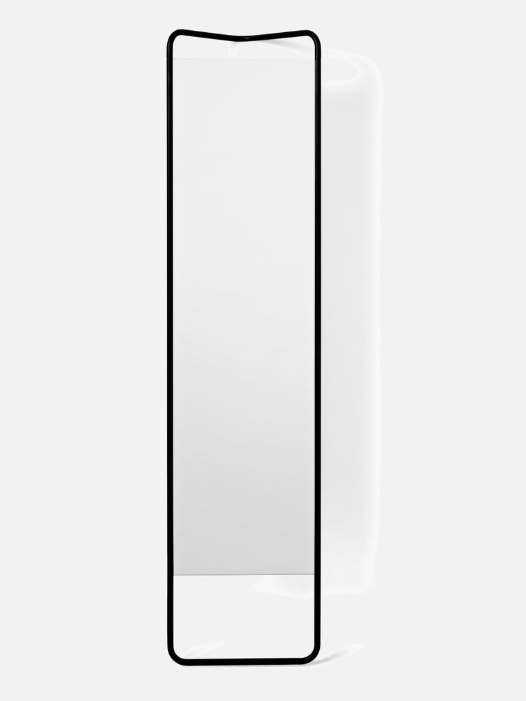 KaschKasch Floor Mirror-Floor Mirror-Kaschkasch Cologne-Powder Coated Black-menu-minimalist-modern-danish-design-home-decor