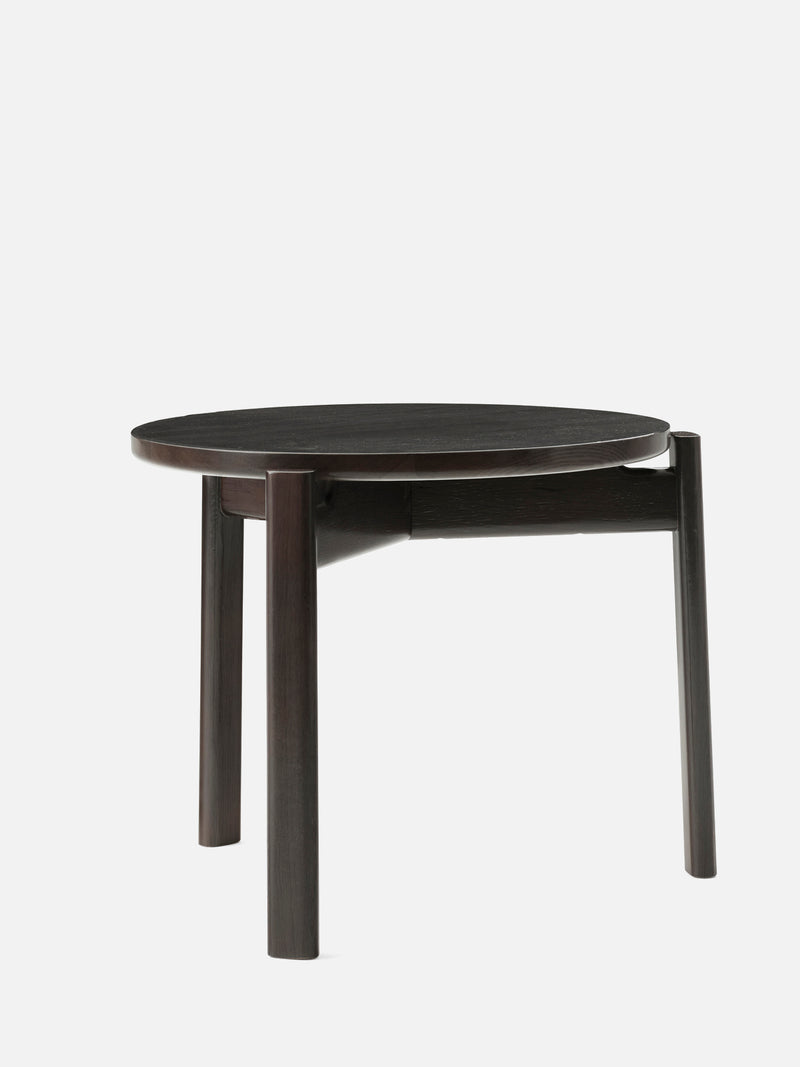 Passage Lounge Table-Side Table-Afteroom Studio-Small (19.7 inch)-Dark Lacquered Oak-menu-minimalist-modern-danish-design-home-decor