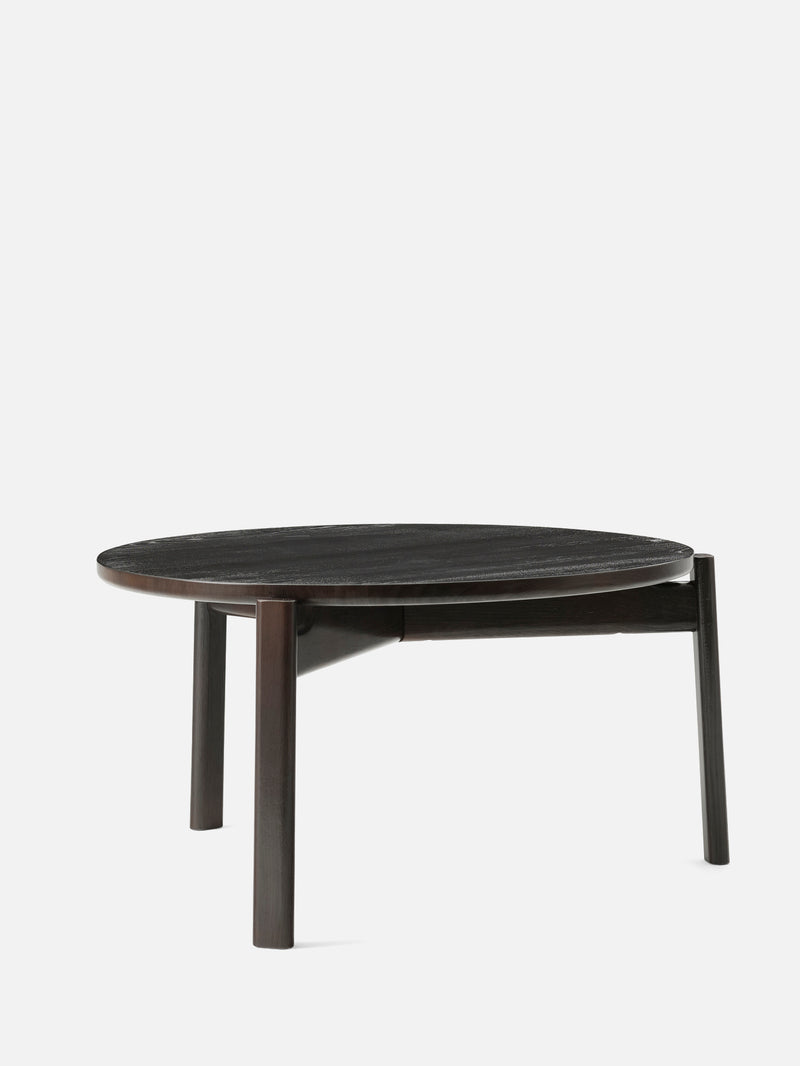 Passage Lounge Table-Side Table-Afteroom Studio-Medium (27.6 inch)-Dark Lacquered Oak-menu-minimalist-modern-danish-design-home-decor