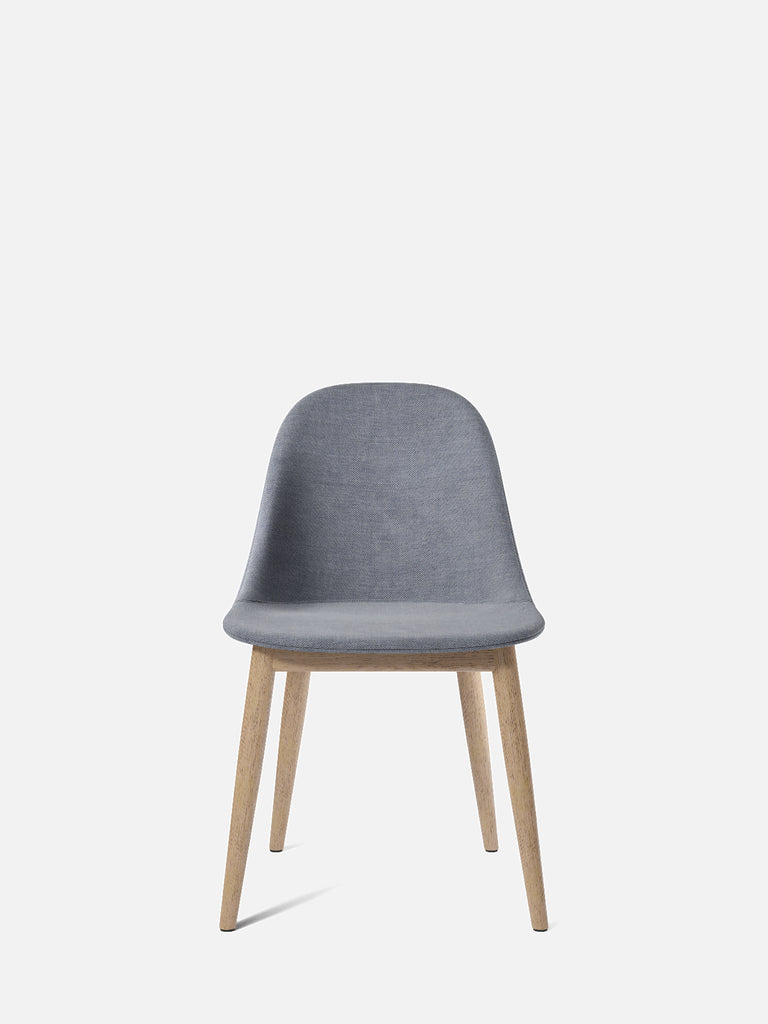 Harbour Side Chair, Upholstered-Chair-Norm Architects-Dining Height (17.7in)/Natural Oak-751/Fiord2-menu-minimalist-modern-danish-design-home-decor