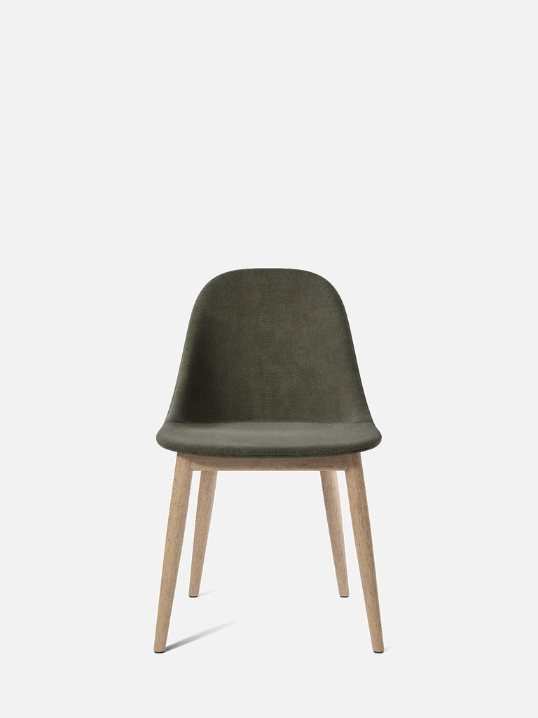 Harbour Side Chair, Upholstered-Chair-Norm Architects-Dining Height (Seat 17.7in H)/Natural Oak-961/Fiord2-menu-minimalist-modern-danish-design-home-decor