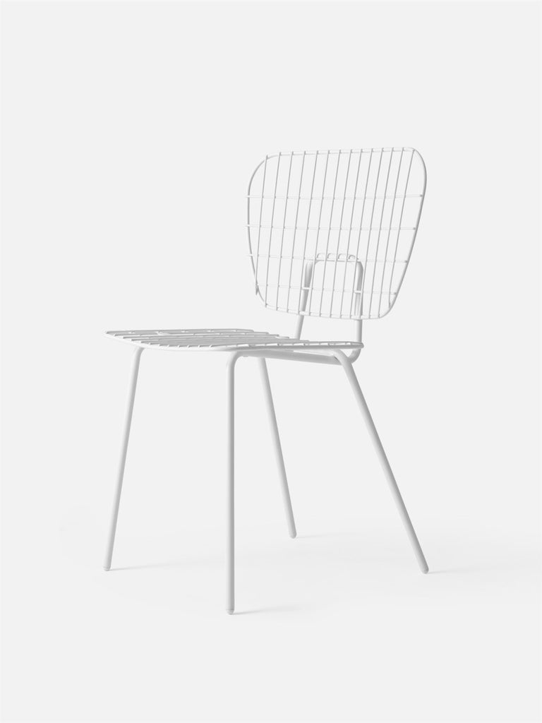 Studio WM String Dining Chair, 2-Pack-Chair-Studio WM-White-menu-minimalist-modern-danish-design-home-decor