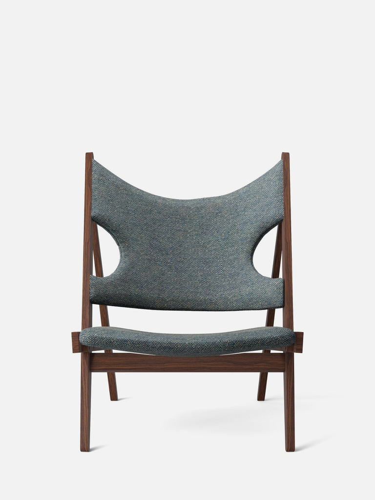 Knitting Chair-Lounge Chair-Ib Kofod-Larsen-Lounge Height (Seat 11.8in H)/Dark Oak-012/Safire-menu-minimalist-modern-danish-design-home-decor