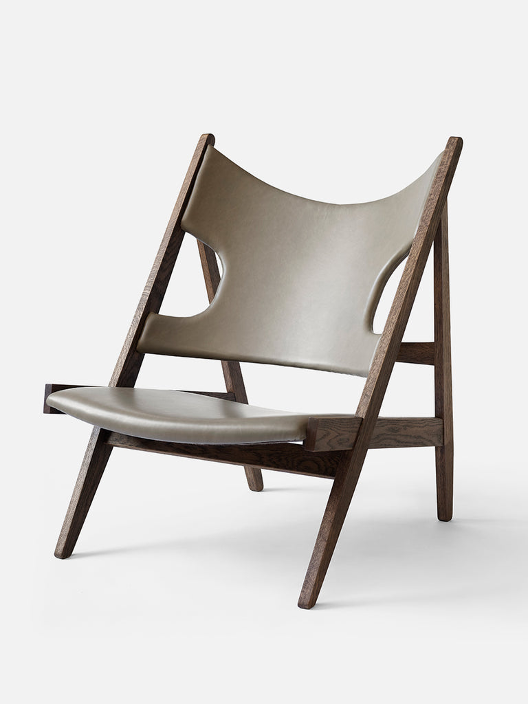 Knitting Chair-Lounge Chair-Ib Kofod-Larsen Design-Smoked Oak/ Sand Leather Dakar 0311-menu-minimalist-modern-danish-design-home-decor