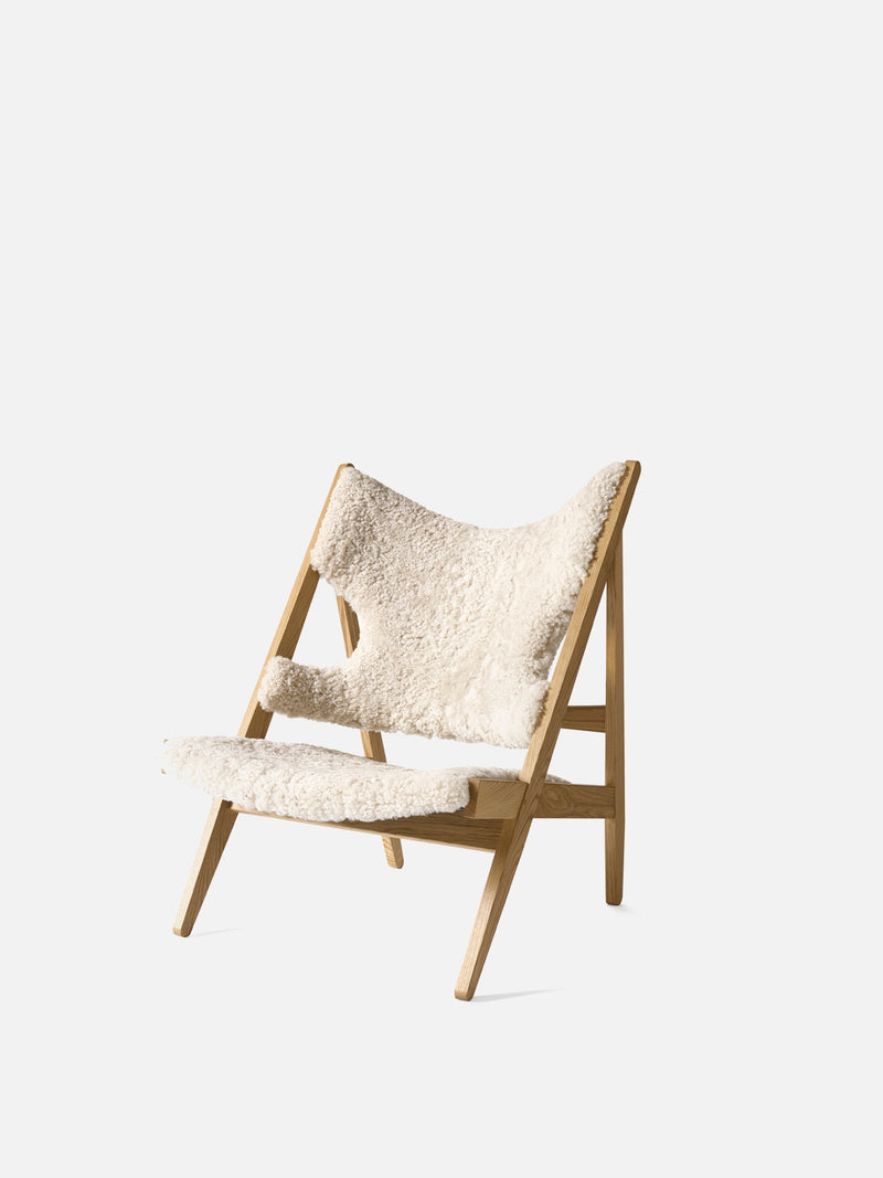 Knitting Chair, Sheepskin Upholstery-Lounge Chair-Ib Kofod-Larsen-menu-minimalist-modern-danish-design-home-decor