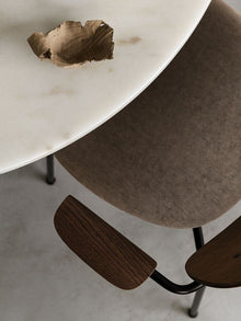 Harbour Column Table, Round-Café Table-Norm Architects-menu-minimalist-modern-danish-design-home-decor