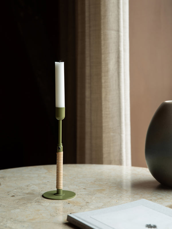 Duca Candle Holder-Candle Holder-Kroyer-Saetter-Lassen-menu-minimalist-modern-danish-design-home-decor