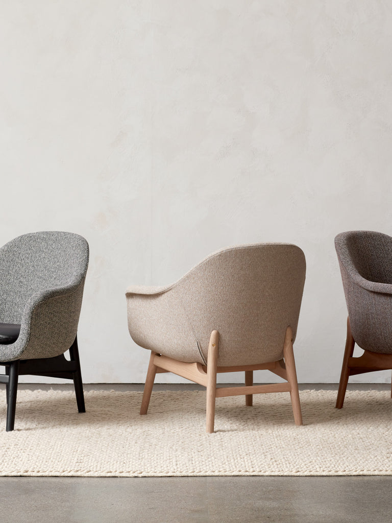 Harbour Lounge Chair By Norm Architects Menu Furniture Decor