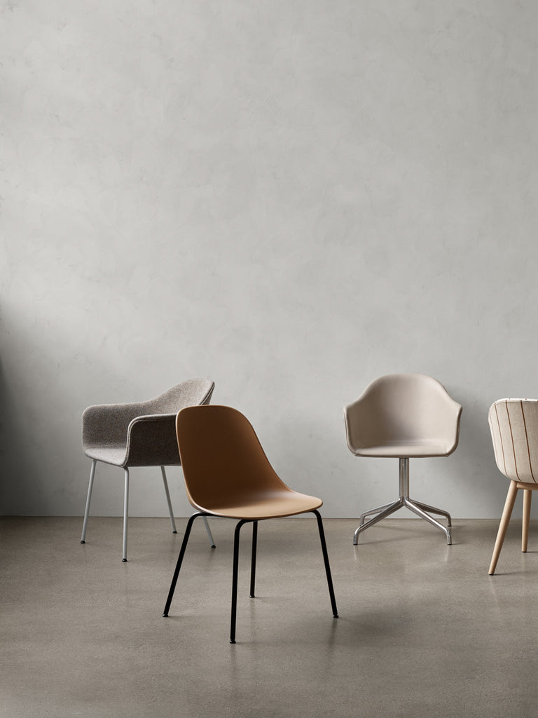 Harbour Side Chair, Hard Shell-Chair-Norm Architects-menu-minimalist-modern-danish-design-home-decor