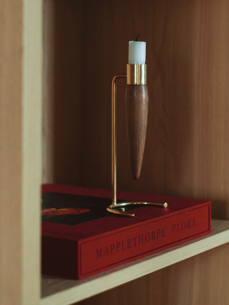 Umanoff Candle Holder-Candle Holder-Arthur Umanoff-menu-minimalist-modern-danish-design-home-decor