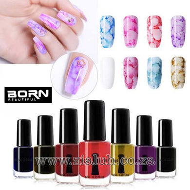 Born Beautiful - Marble Ink 12pcs