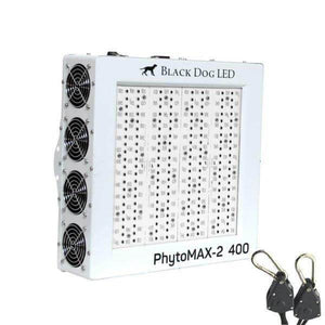 LED Grow Light - Black Dog LED Phytomax-2 400 LED Grow Light