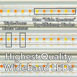 LED Grow Light - The Green Sunshine Company Electric Sky 300 LED Grow Light
