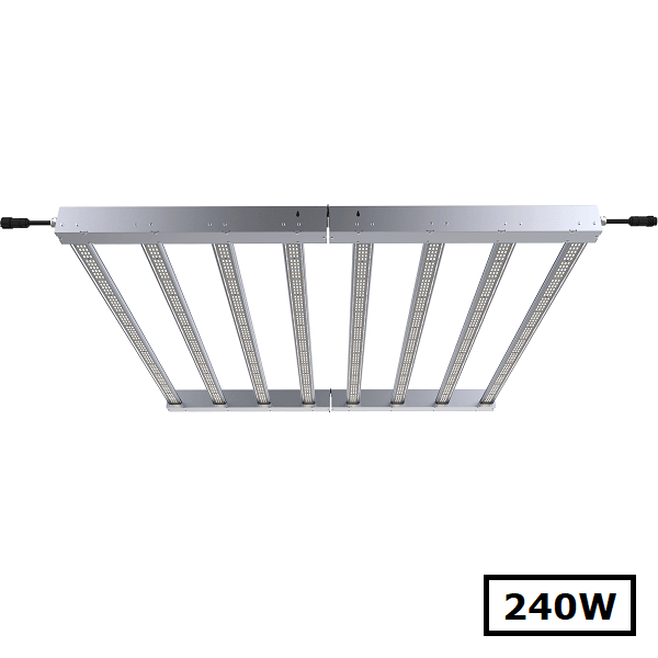 LED Grow Light - TotalGrow Multi-HI 240W LED Grow Light