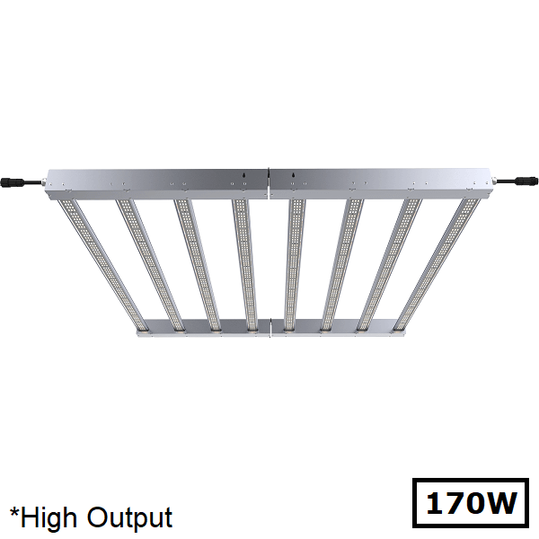 LED Grow Light - TotalGrow Multi-HI High Output 170W LED Grow Light