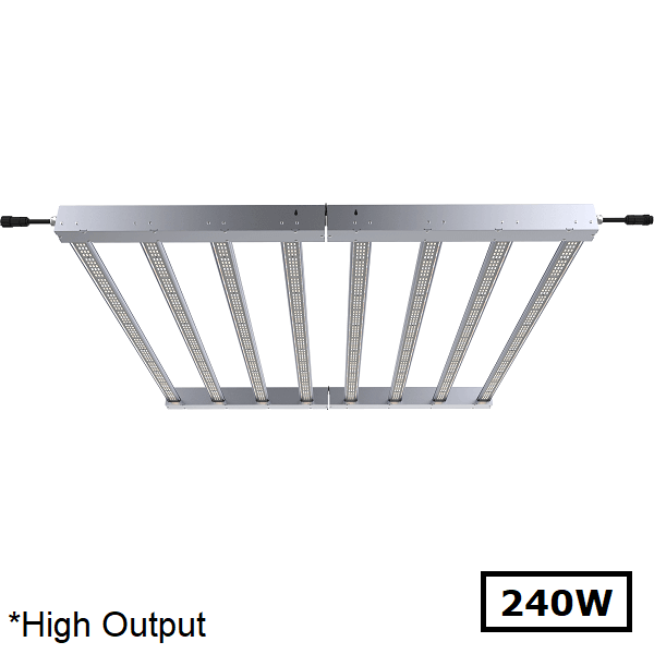 LED Grow Light - TotalGrow Multi-HI High Output 240W LED Grow Light