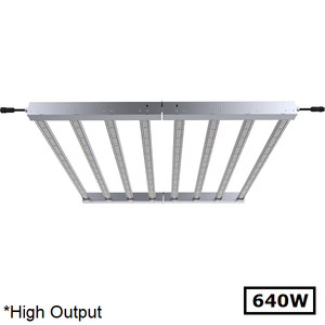 LED Grow Light - TotalGrow Multi-HI High Output 640W LED Grow Light