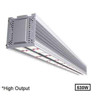 LED Grow Light - TotalGrow Top-Light High Output 530W LED Grow Light