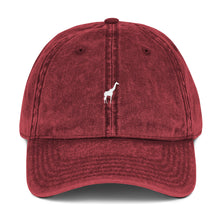 Load image into Gallery viewer, Single Giraffe Logo Strapback - jiraffe Threads
