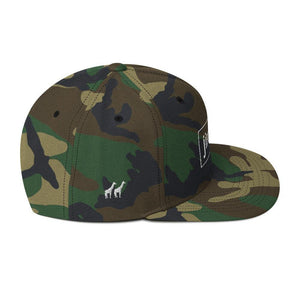 OG jiraffe Threads Snapback Hat - jiraffe Threads