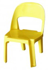 Alpine Chair Virgin Plastic - 300 Height
