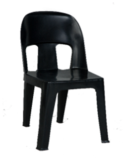 Africa Chair Recycled Heavy Duty - SPECIAL (R48.00 For 100 & Over)