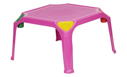 Kids Table Virgin Plastic