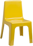 Kids Chairs Virgin Plastic No Arms