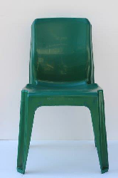 Maxi Chair Virgin Plastic Bottle Green - SPECIAL (R105.00 For 100 & Over)