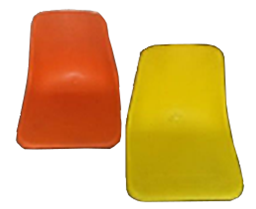 PolyShell Seats ONLY Recycled