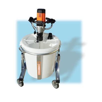 BNMS-6400 Portable Self Leveling Mixing Station