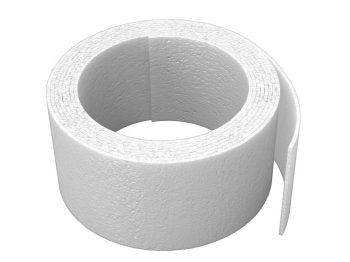 "LEVELROCK™ 4"" PERIMETER ISOLATION STRIPS With Adhesive Backing ""450 linear ft per roll"""