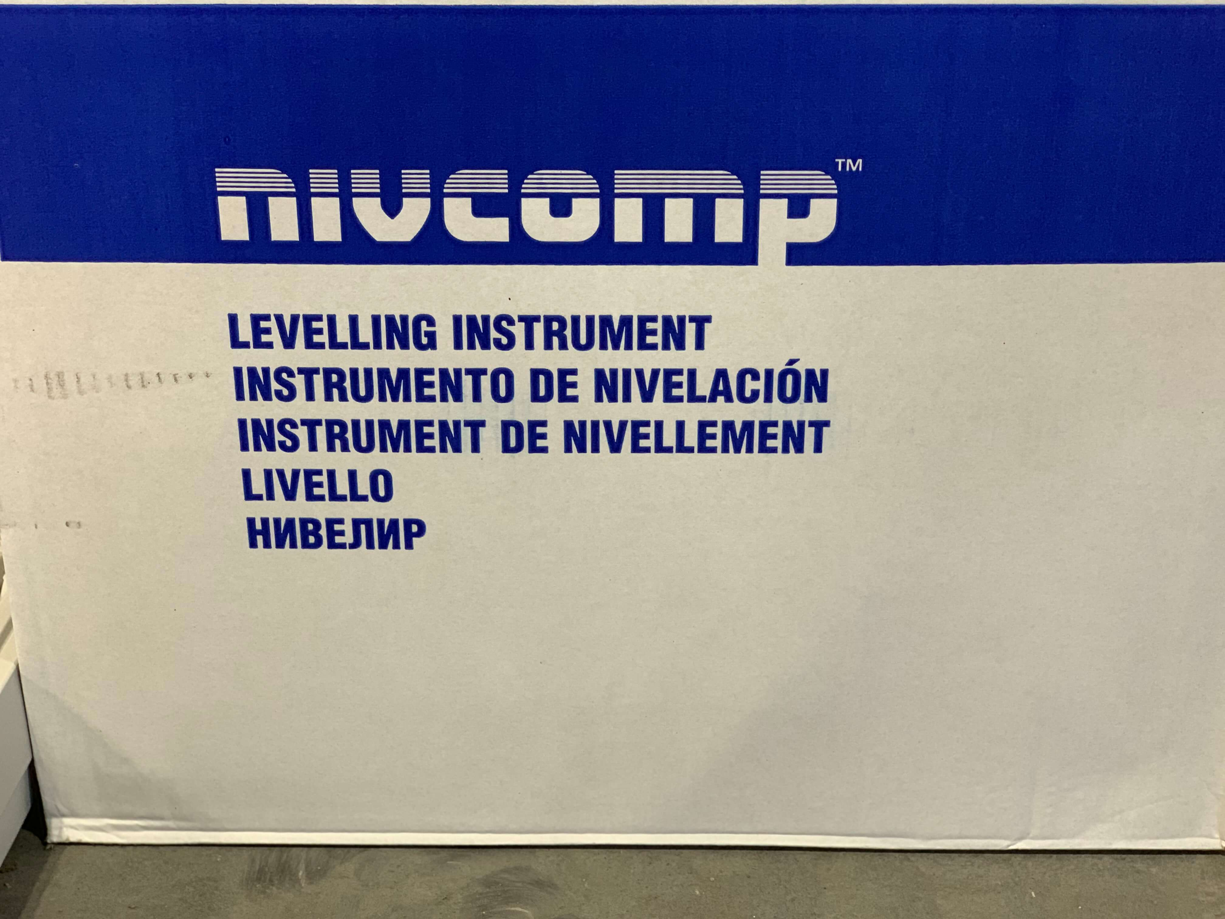 Nivcomp Digital Level Tool